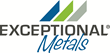 EXCEPTIONAL® Metals Launches New Logo, Rebranding Campaign