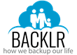 Backlr Backup Blog Logo