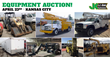 Public Car and Equipment Auction, Kansas City, MO, April 23, 2015