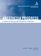 Smaller anesthesia needle bore fails to reduce pain