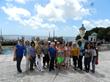 Our volunteers visit Vizcaya during National Volunteer Week.