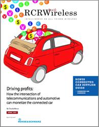 driving profits connected car