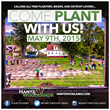 Hantz Woodlands Expands One of the Largest Urban Reforestation Projects in The Nation with Its 2nd Annual Planting Day, May 9th on Detroit's East Side