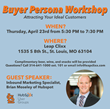HubSpot And Inbound Marketing Agency Leap Clixx to Host Meetup In St. Louis on April 23