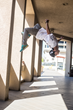 International Parkour Champions and Tempest Freerunning Team Members Jesse La Flair and Cory DeMeyers Return Home After Their 15-City Off The Edge Tour