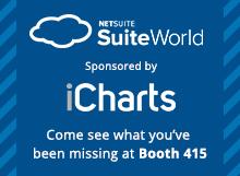 iCharts SuiteWorld 2015
