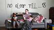 """Stay At Home Mom's Funny New YouTube Web Series """"NO SLEEP TILL 18"""" Portrays The Unglamorous Side Of Parenting Missing In Entertainment"""