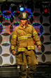 Firefighters Charity Fashion Shows at Michigan International Women's Show