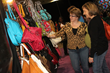 Shopping at Michigan International Women's Show