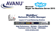 AVANU's WebMux Network Traffic Manager Fulfills All HLB Requirements...
