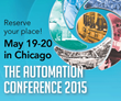 The Automation Conference 2015 to Feature the Industrial Internet of...