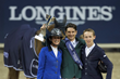 Guerdat claims the longed-for Longines FEI World Cup™ Jumping trophy at last