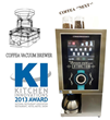 Coffea coffee brewer -The World's First and Only Super Automatic Bean to Cup Syphon Brewing System.