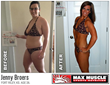 Military Wife inspired by her husband loses 60 pounds in 6 months