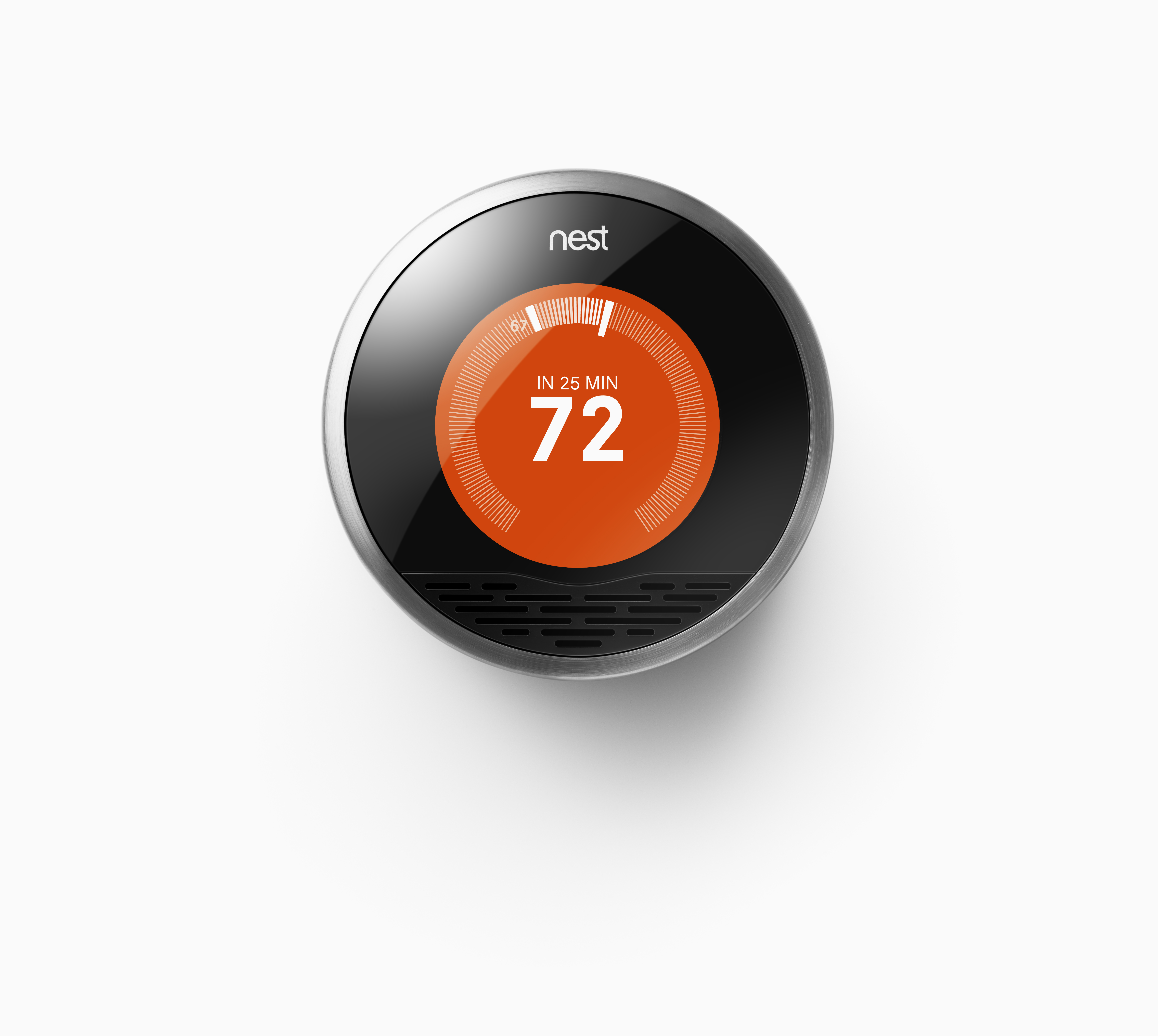 Lanhome technologies takes automation to the next level - Thermostat connecte nest ...