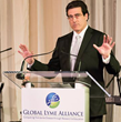 GLA Chairman Kobre stressed the importance of ultimately finding a cure for Lyme and tick-borne diseases.