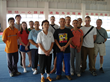 Americans in Xi An with Chinese Yuong Teachers
