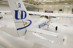 University of Dubuque Cessna 172