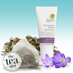 The Tea Spot & MyChelle Natural Products Collaboration