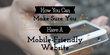 Ensuring Your Site is Mobile-Friendly: Shweiki Media Printing Company...