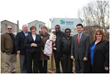 First Federal of Bucks County Helps Break Ground on Habitat for Humanity Home