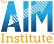 The AIM Institute Logo