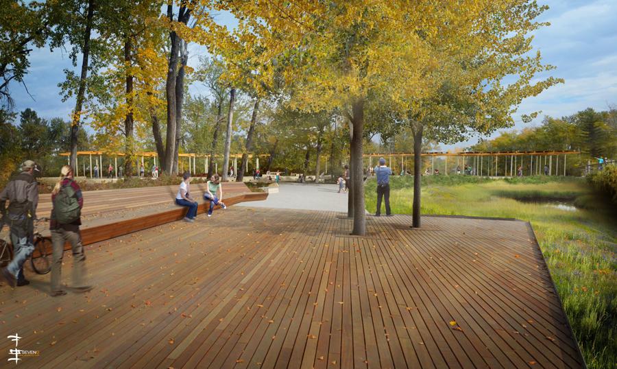 Civitas receives canadian landscape architecture award for for Landscape architecture canada