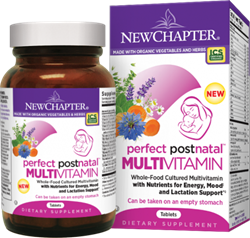 New Chapter PostNatal Vitamins
