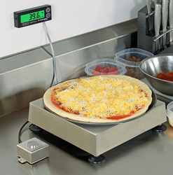 New Piezo Tare Button for Enterprise® Portion Control Foodservice Scales
