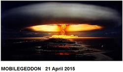 Mobilegeddon 21 April 2015
