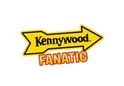 Kennywood Amusement Park FANATIC Logo
