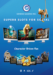 Genesis Provides Social Casinos with a Plug and Play Video Slot Content Catalog
