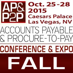 AP & P2P Conference & Expo Fall 2015