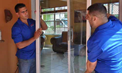 Sliding Glass Door Repair in West Palm Beach