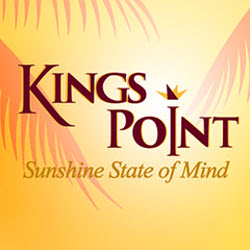 Kings Point Launches New Website and Branding, Highlighting Exclusive Community Offerings.