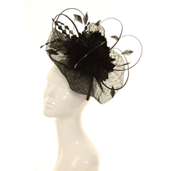 Wedding Fascinators and Hats