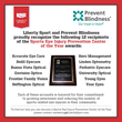 """Liberty Sport and Prevent Blindness Announce Inaugural """"Sports Eye..."""
