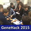 In the First Bioinformatics Hackathon, Computer Scientists Meeting in...