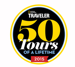 50 tours of a lifetime, national geographic traveler