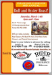 Third Annual Bull and Oyster Roast Sponsored by Pete's Cycle...