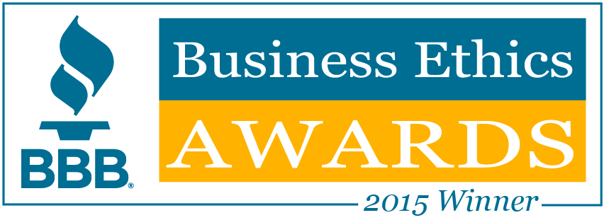 empire today is named a 2015 bbb business ethics awards winner