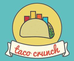 Taco Crunch logo