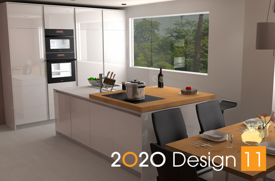 Winner Kitchen Design Software Competition Kd Max 3d