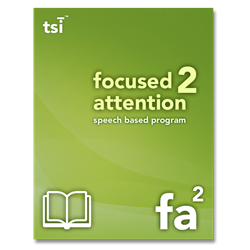NACD TSI Focused Attention 2