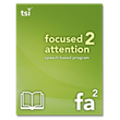 NACD Announces TSI: Focused Attention 2, Their Newest Program for...