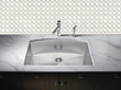 Kimball Pattern Super White Glass Mosaic Tile SSL-1107 from Soci