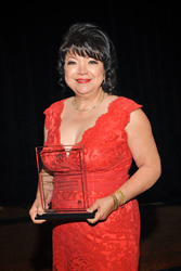 Linda Mazon Gutierrez is the 10th Annual Heroes of Education Guest of Honor.
