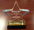 DUNMORE VP Thomas Rimel Recognized as Regional Special Government Employee (SGE) of the Year by OSHA