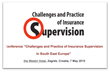 Vizor Software to Sponsor Challenges and Practice of Insurance Supervision in South East Europe Conference