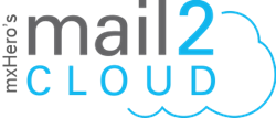 Mail2Cloud - convergence of email with cloud storage